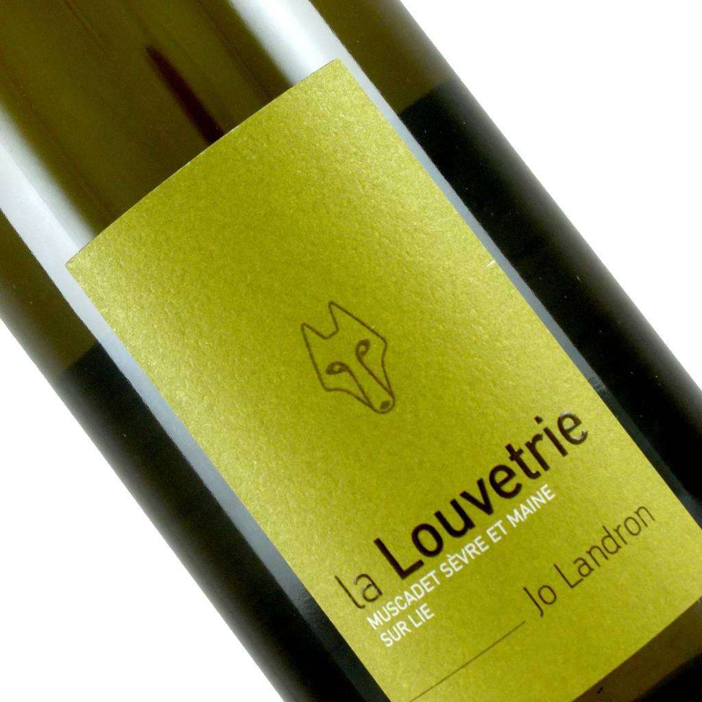 Jo Landron 2018 Muscadet Sevre et Maine ' La Louvetrie', Loire Valley