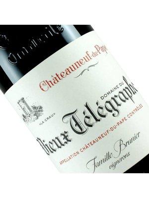 """Domaine du Vieux Telegraphe 2018 Chateauneuf-du-Pape """"La Crau"""", Rhone Valley"""