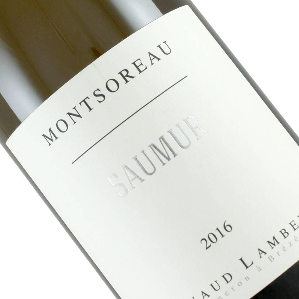 Arnaud Lambert 2016 Saumur Montsoreau Blanc, Burgundy