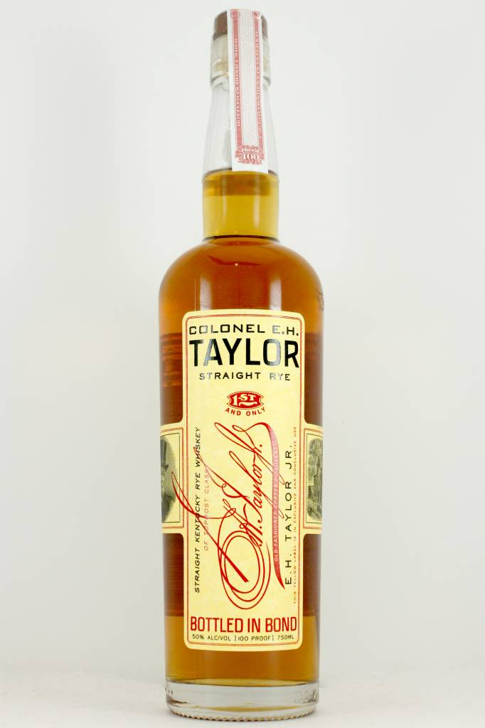 E.H. Taylor Straight Rye Whiskey