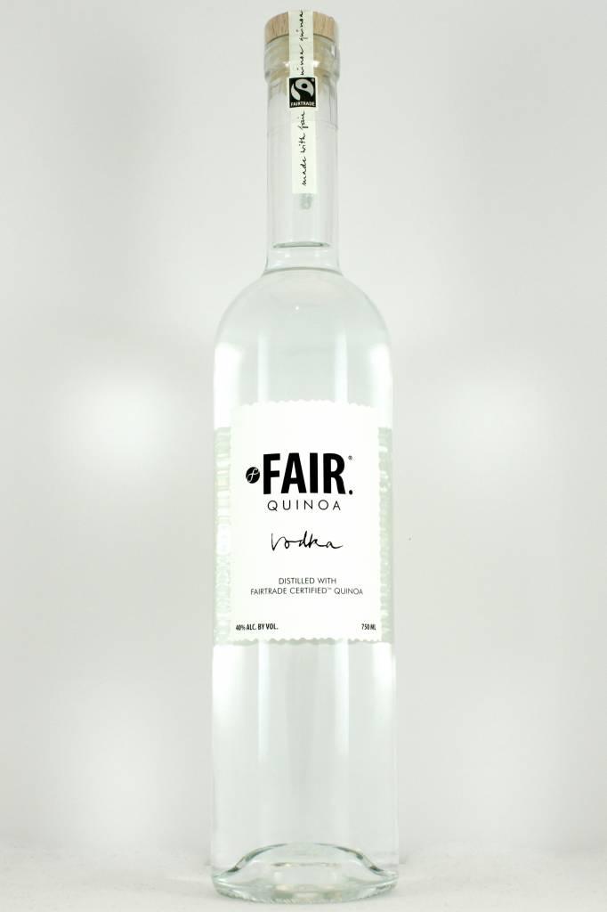 Fair Quinoa Vodka, France