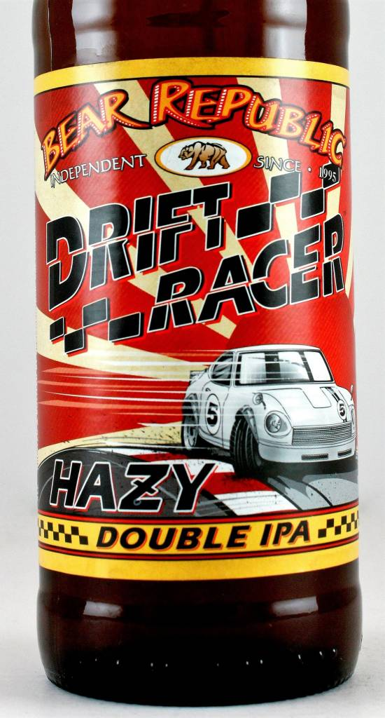 "Bear Republic ""Drift Racer"" Hazy Double India Pale Ale 12oz Bottle - Colorado"