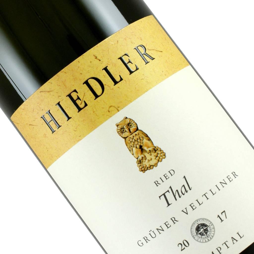 Hiedler 2017 Gruner Veltliner Thal, Kamptal, Austria
