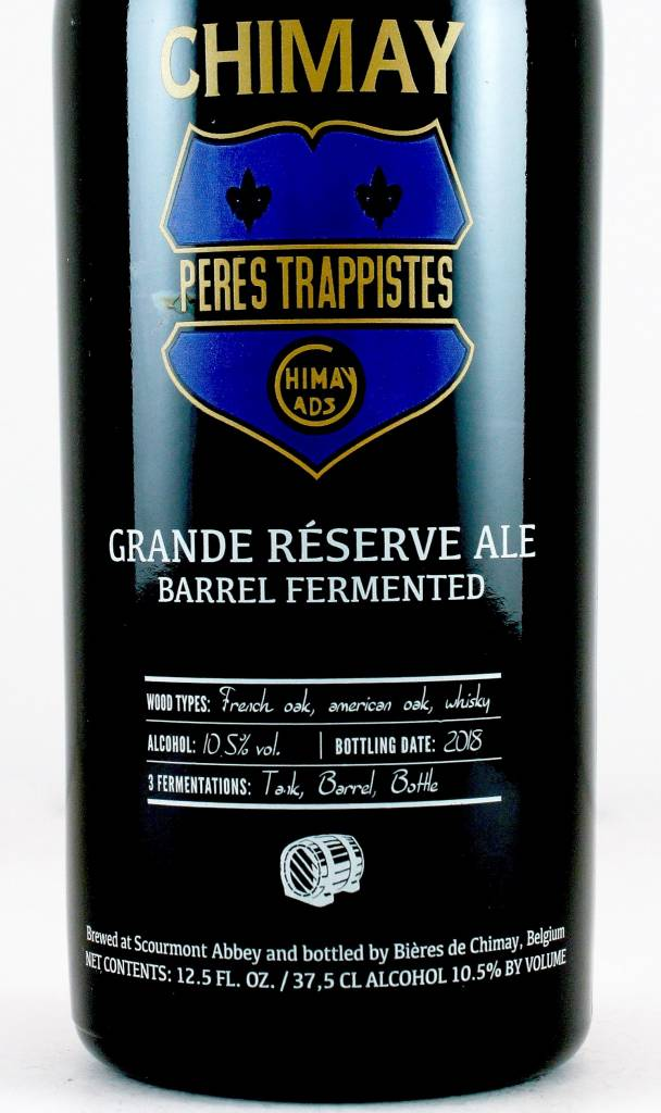 Chimay Grande Reserve Whiskey Barrel Aged 375ml