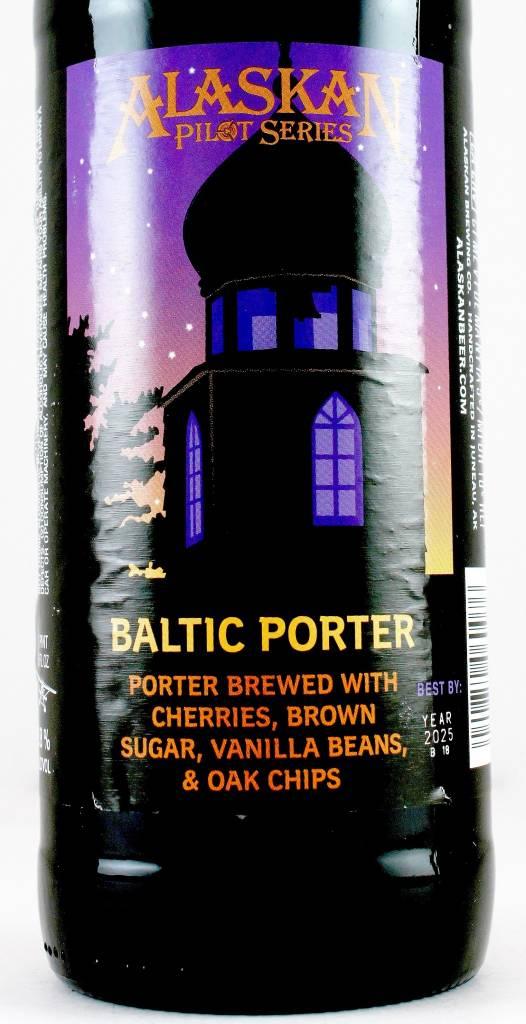"Alaskan Brewing Pilot Series ""Baltic Porter"" Juneau, Alaska"