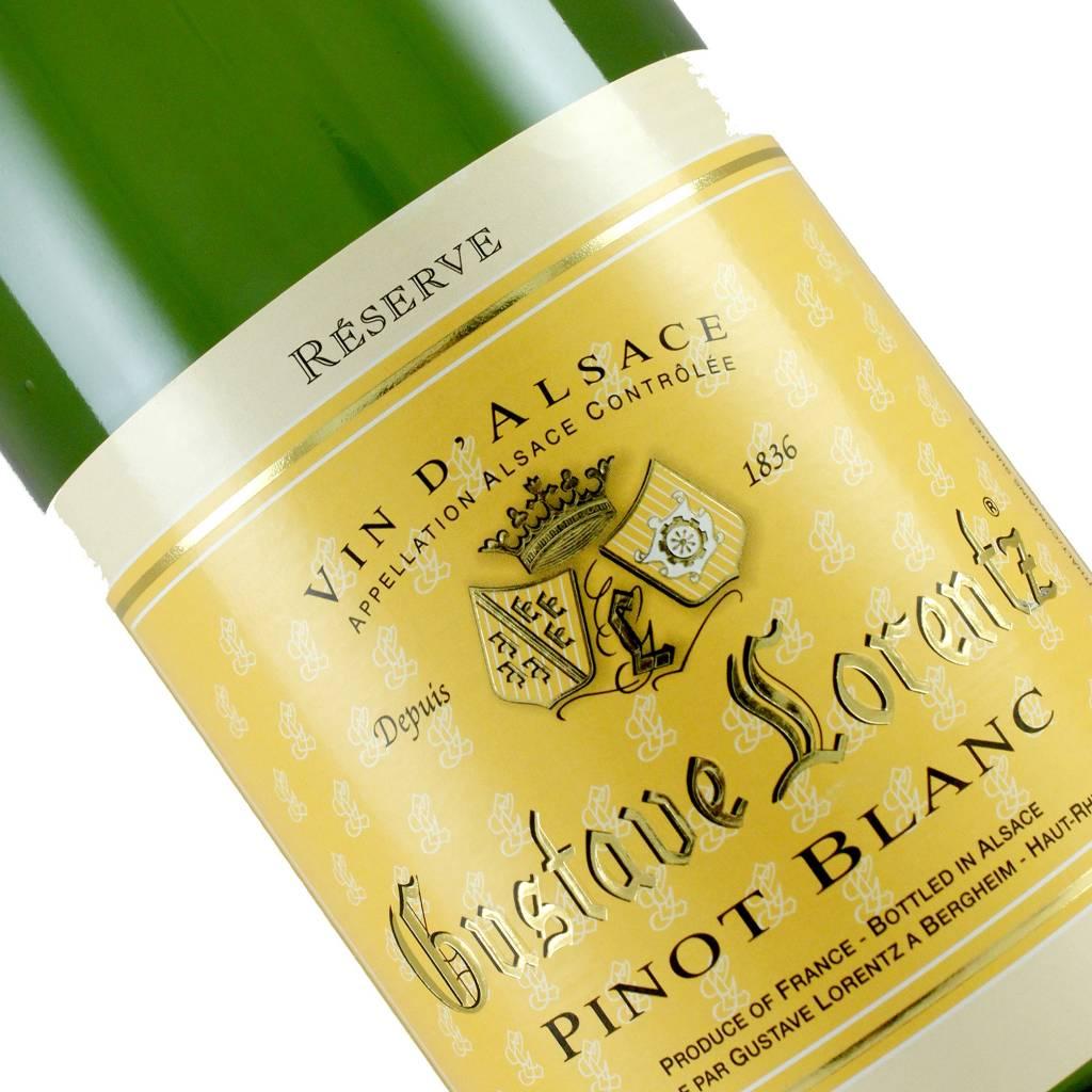 Gustave Lorentz 2016 Pinot Blanc Alsace, France