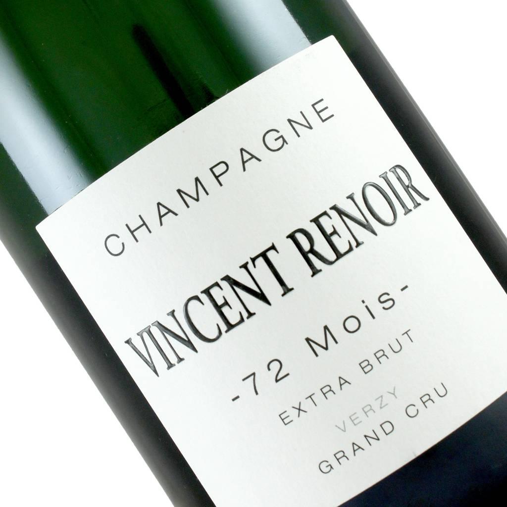 """Vincent Renoir N.V. """"72 Mois"""" Extra Brut Grand Cru Champagne"""