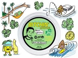 Bitchin' Sauce Pesto, Carlsbad, California