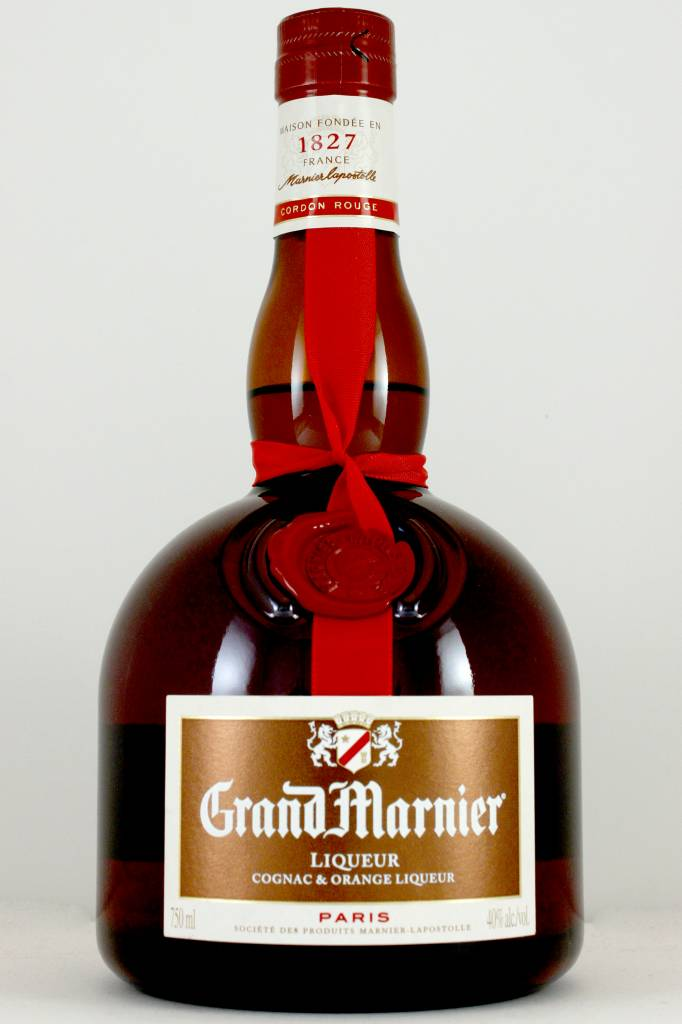 Grand Marnier Cognac & Orange Liqueur, France