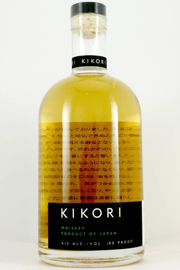 Kikori Whiskey, Japan