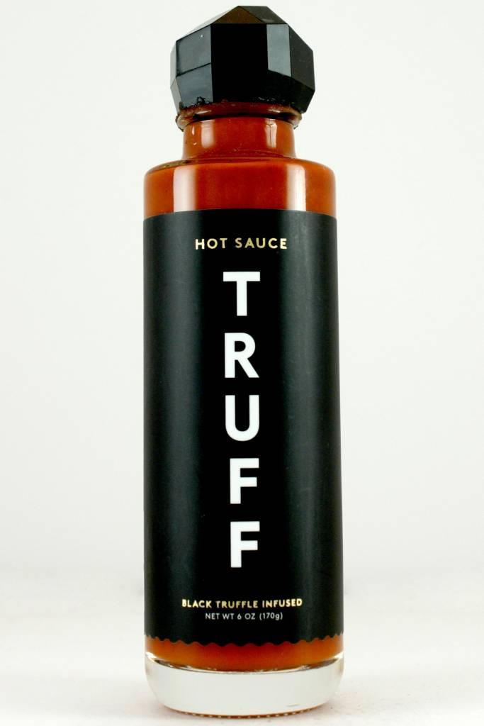 Truff Black Truffle Infused Hot Sauce, 6 ounce