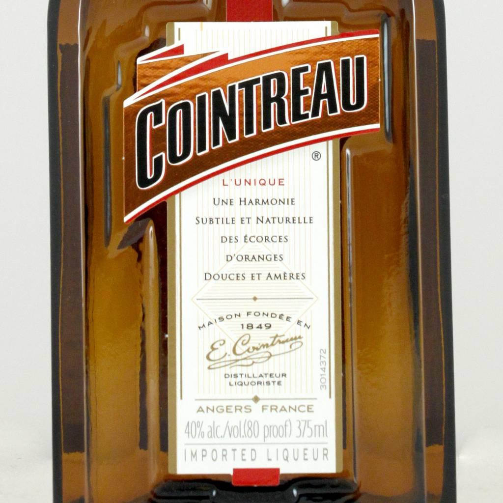 Cointreau LIqueur, France Half Bottle
