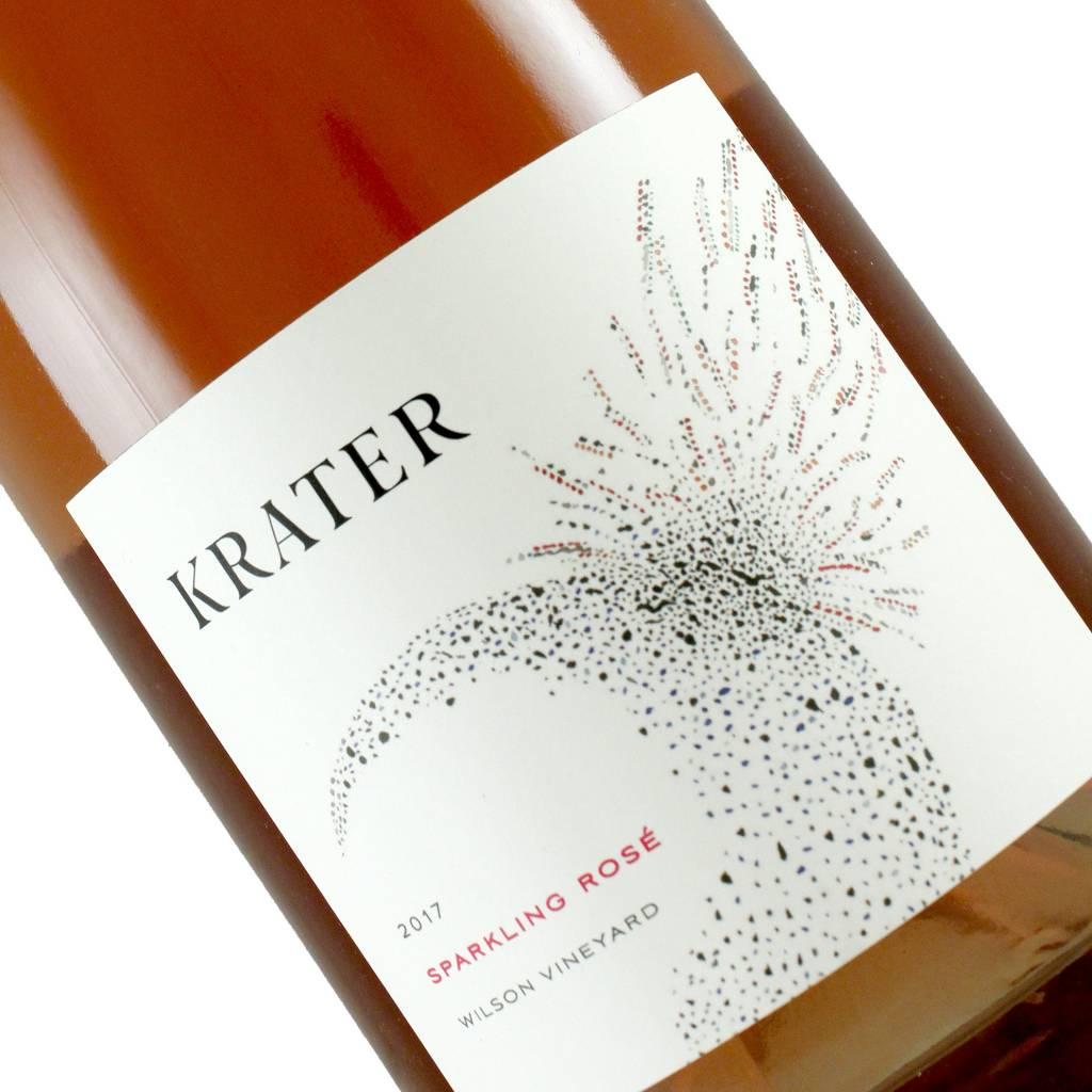 Krater 2017 Vladiguie Rose Sparkling Wine, Clarksburg