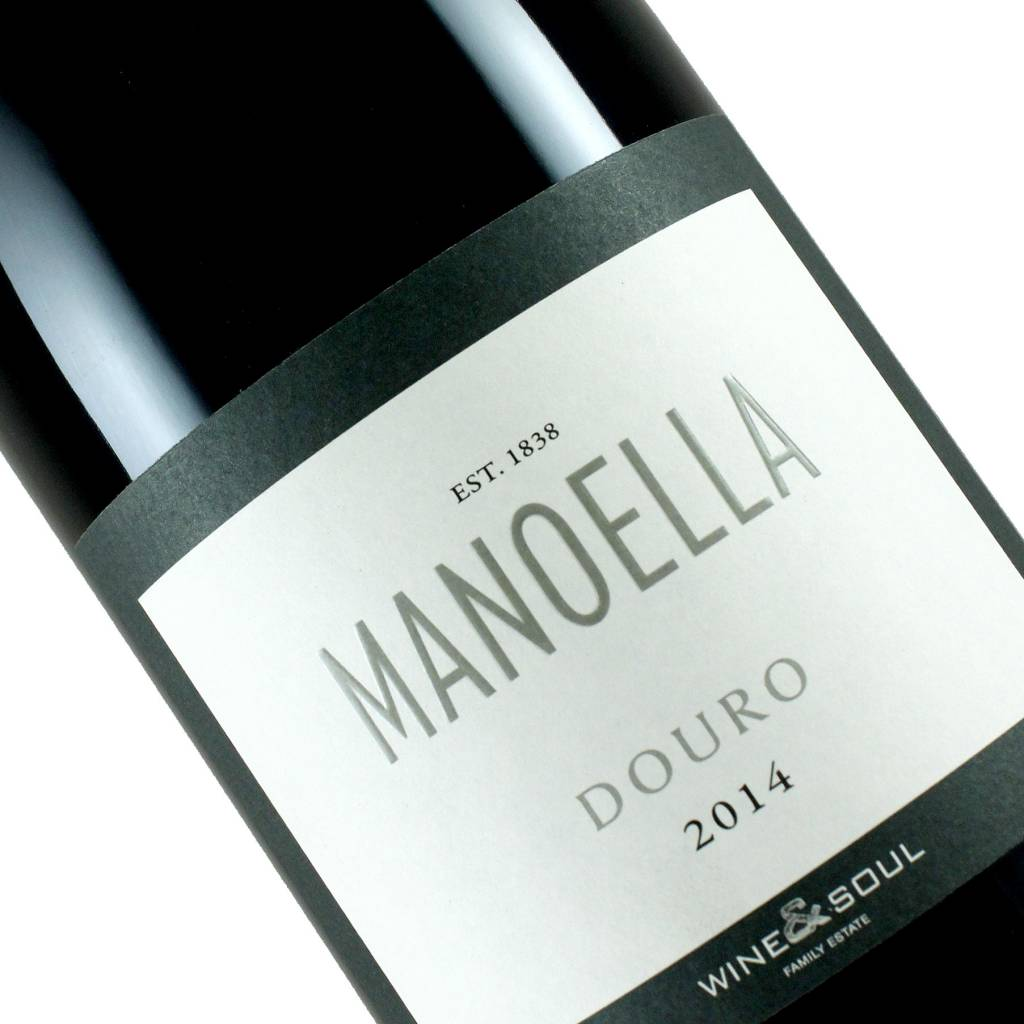 Wine & Soul 2014 Manoella Douro Red, Portugal
