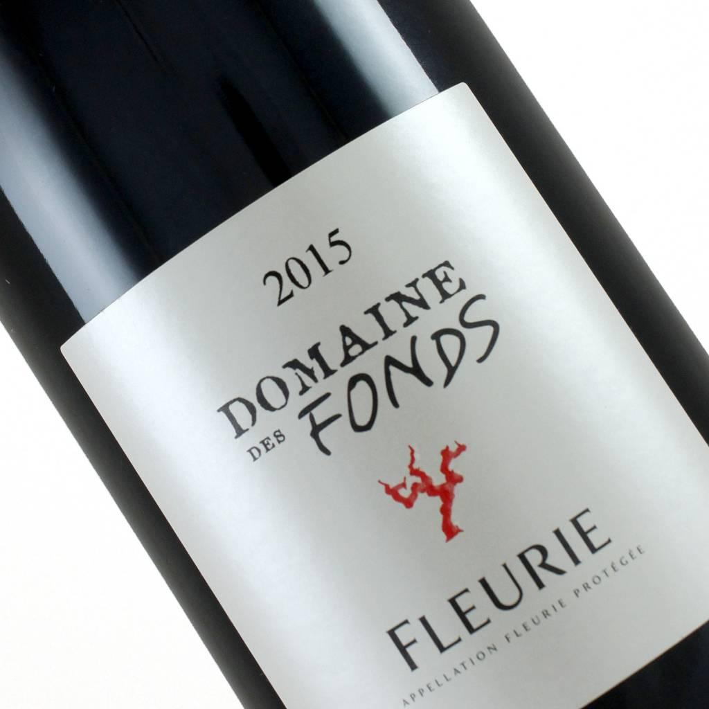 Domaine des Fonds 2015 Fleurie, Beaujolais