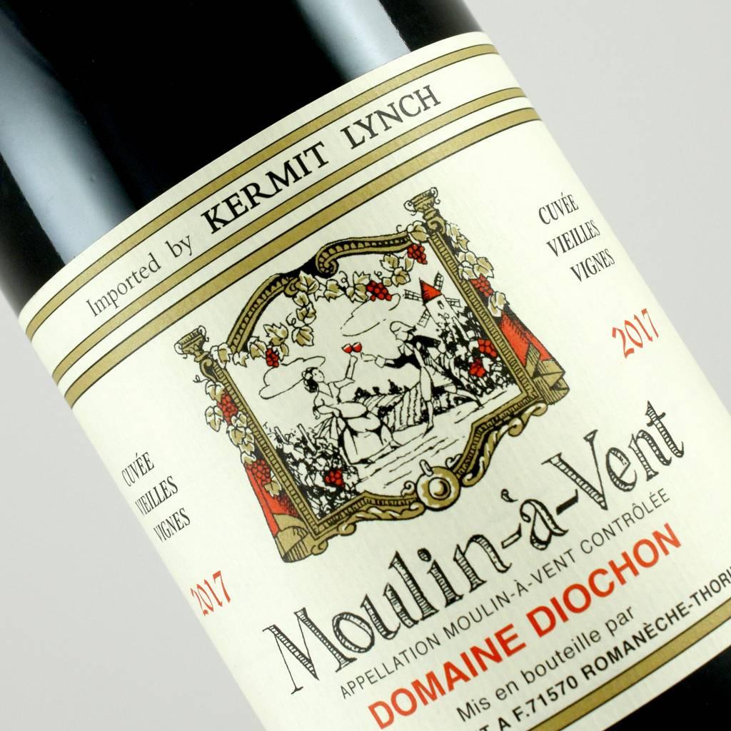 """Domaine Diochon 2017 Moulin-a-Vent """"Cuvee Vielles Vignes"""" Beaujolais"""