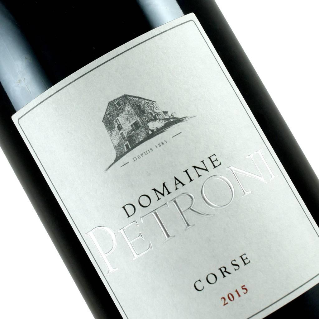 Domaine Petroni 2015 Corse Red Wine, Corsica