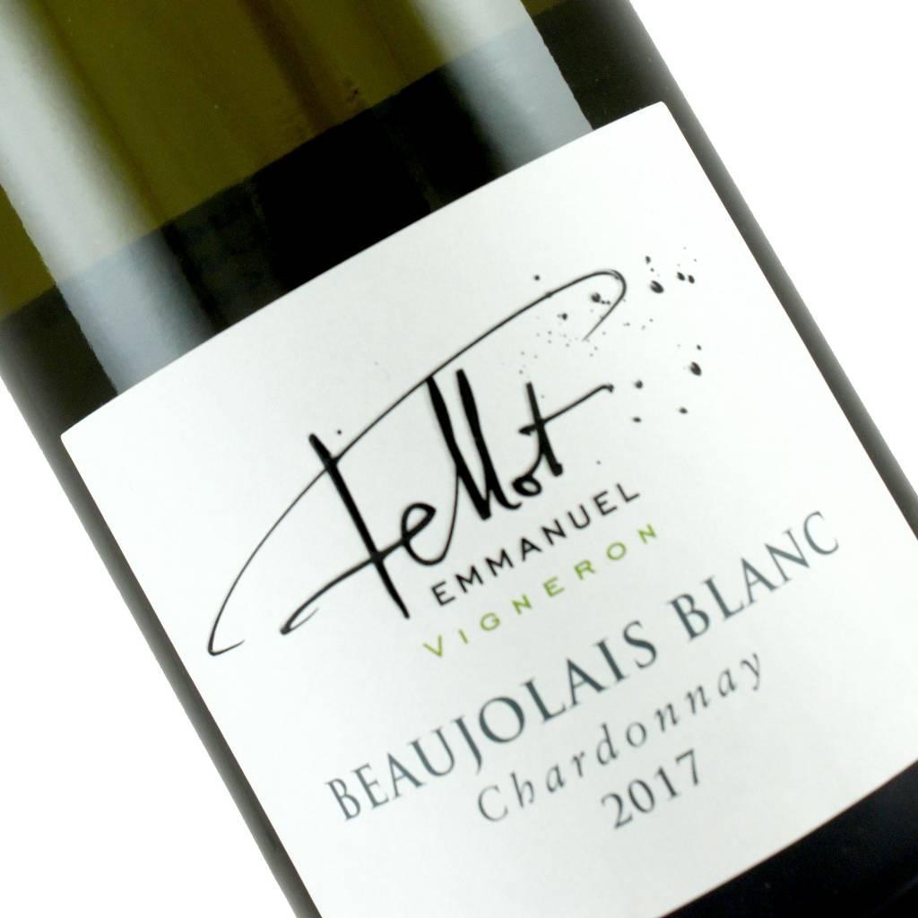 Emmanuel Fellot 2017 Chardonnay Beaujolais Blanc