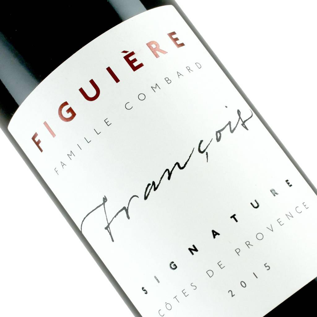 Figuiere 2015 Signature Francois Rouge, Cotes de Provence