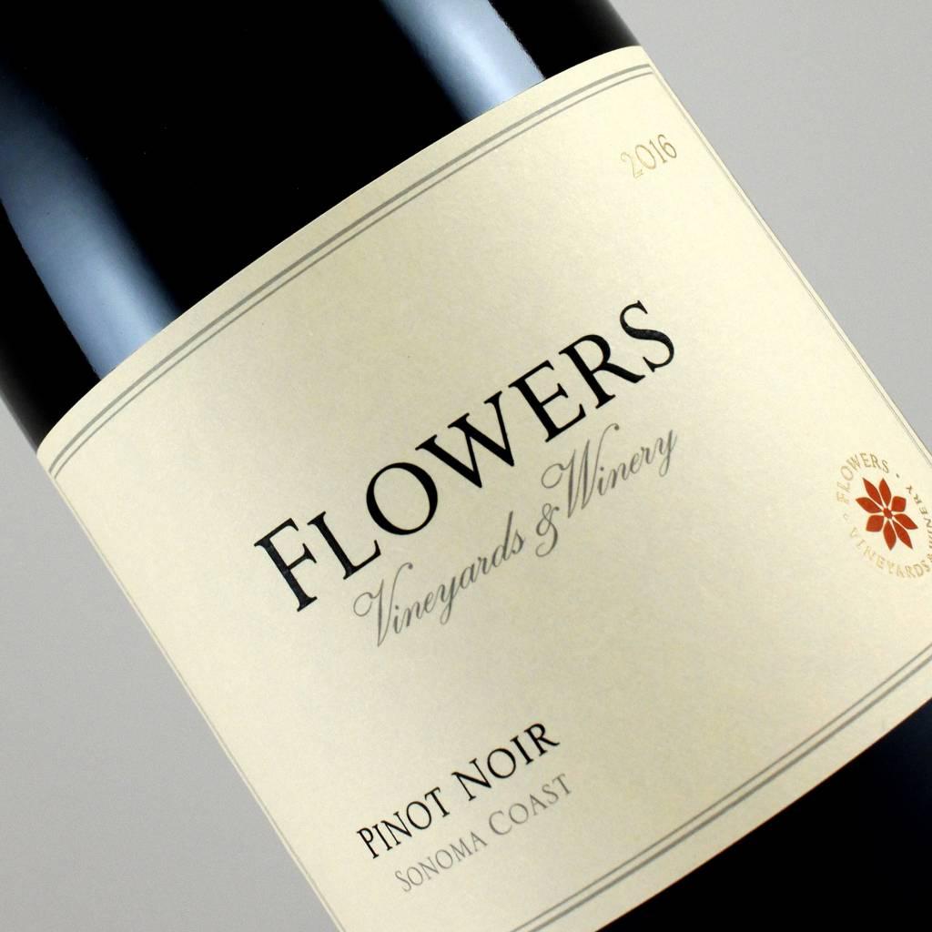 Flowers 2016 Pinot Noir Sonoma Coast