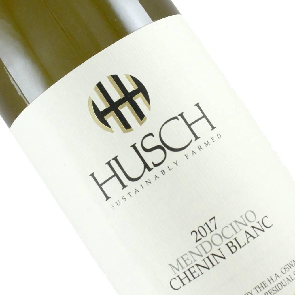 Husch 2018 Chenin Blanc, Mendocino
