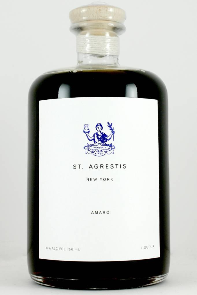 St. Agrestis Amaro, New York