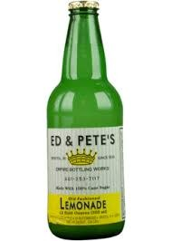 Ed & Pete's Old Fashioned Lemonade