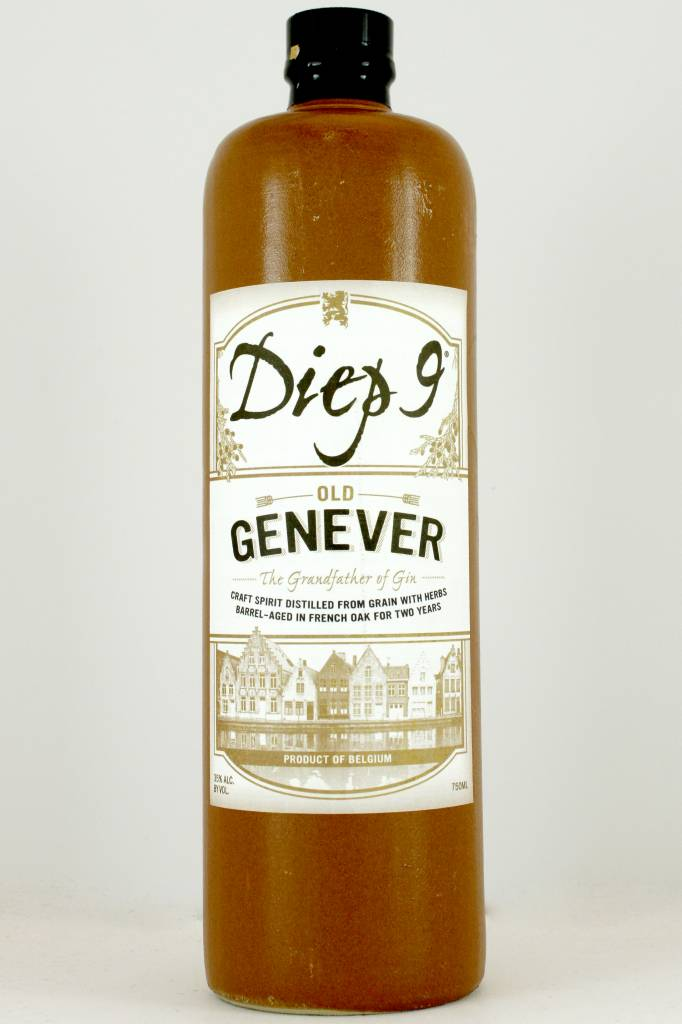 Diep9 Old Genever, Belgium