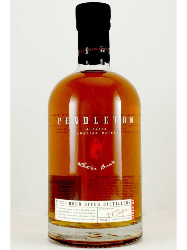 Pendleton Canadian Whisky, Hood River, Oregon