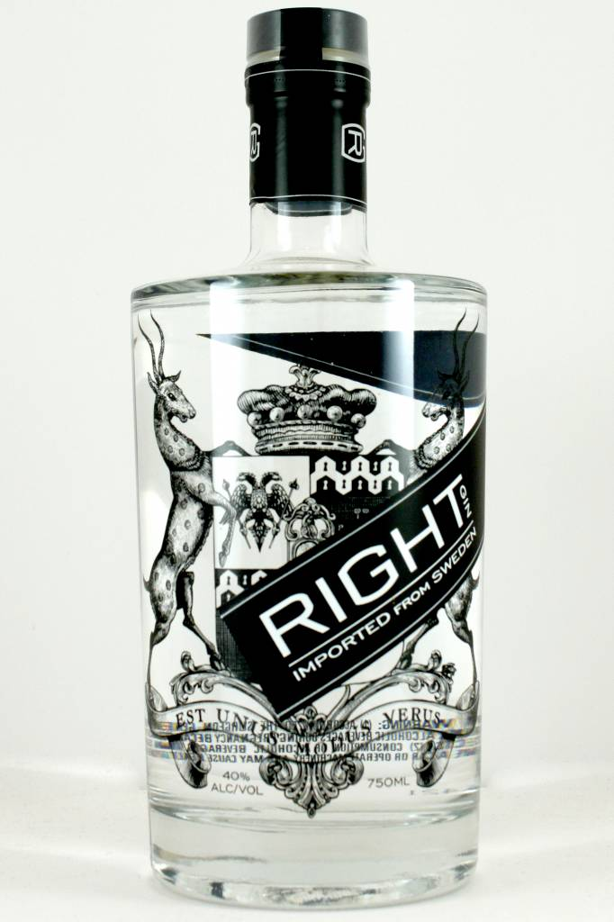 Right Gin, Sweden