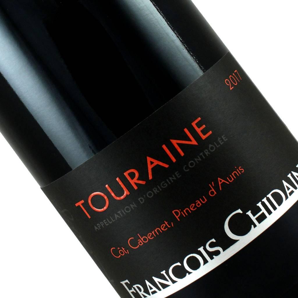 Francois Chidaine 2017 Touraine Rouge, Loire Valley