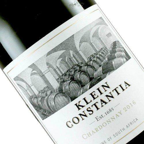 Klein Constantia 2016 Chardonnay, South Africa