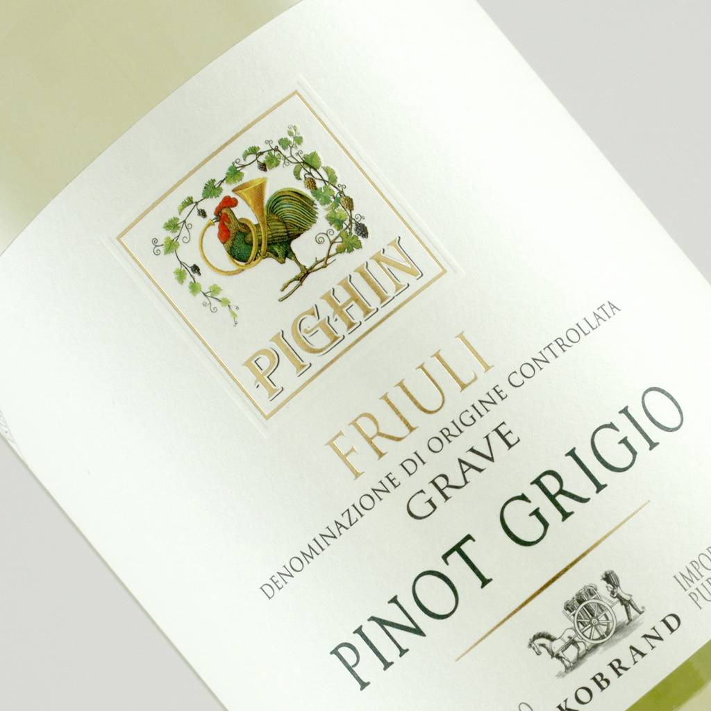 Pighin 2017 Pinot Grigio Friuli Grave, Italy