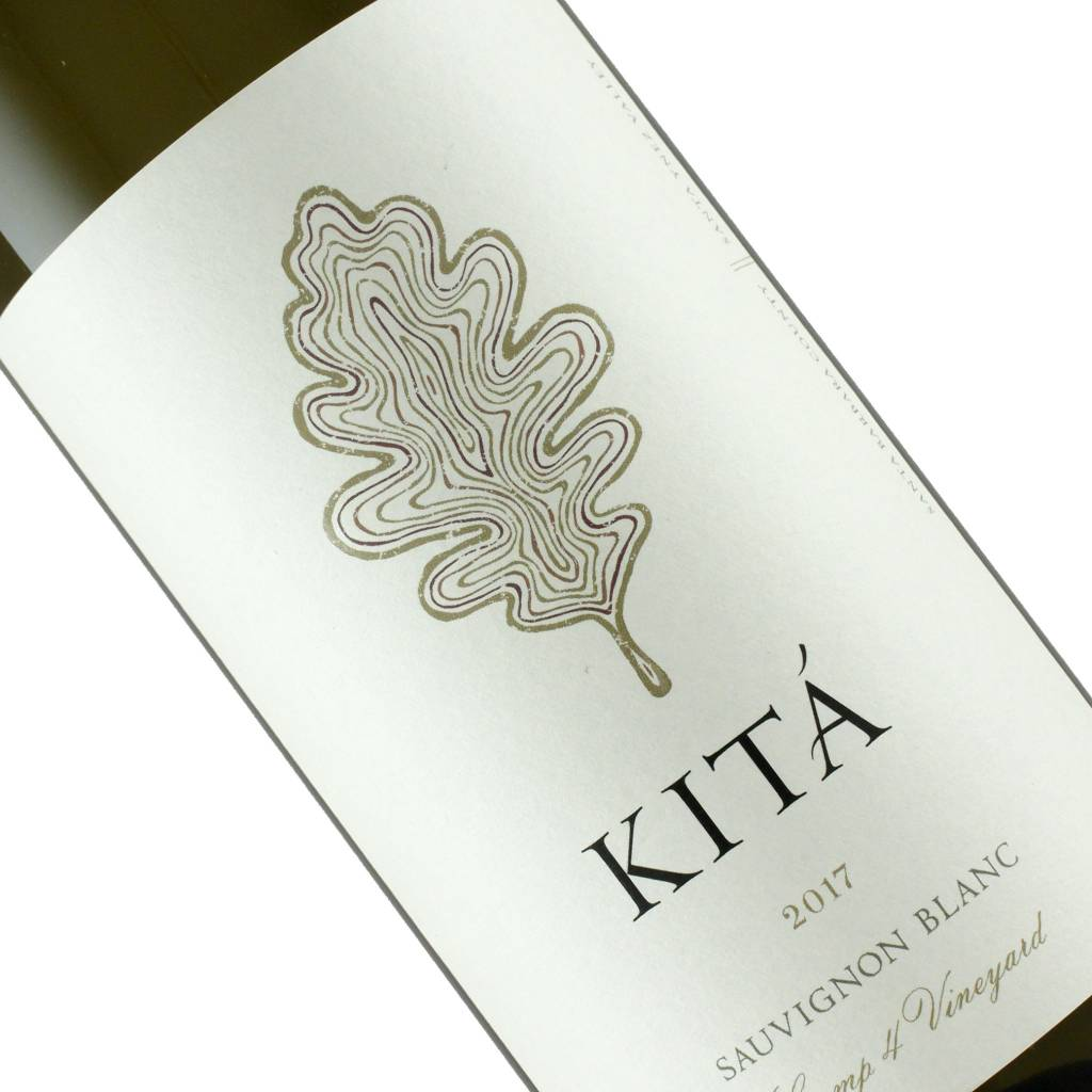 Kita 2017 Sauvignon Blanc Camp 4 Vineyard, Santa Ynez Valley