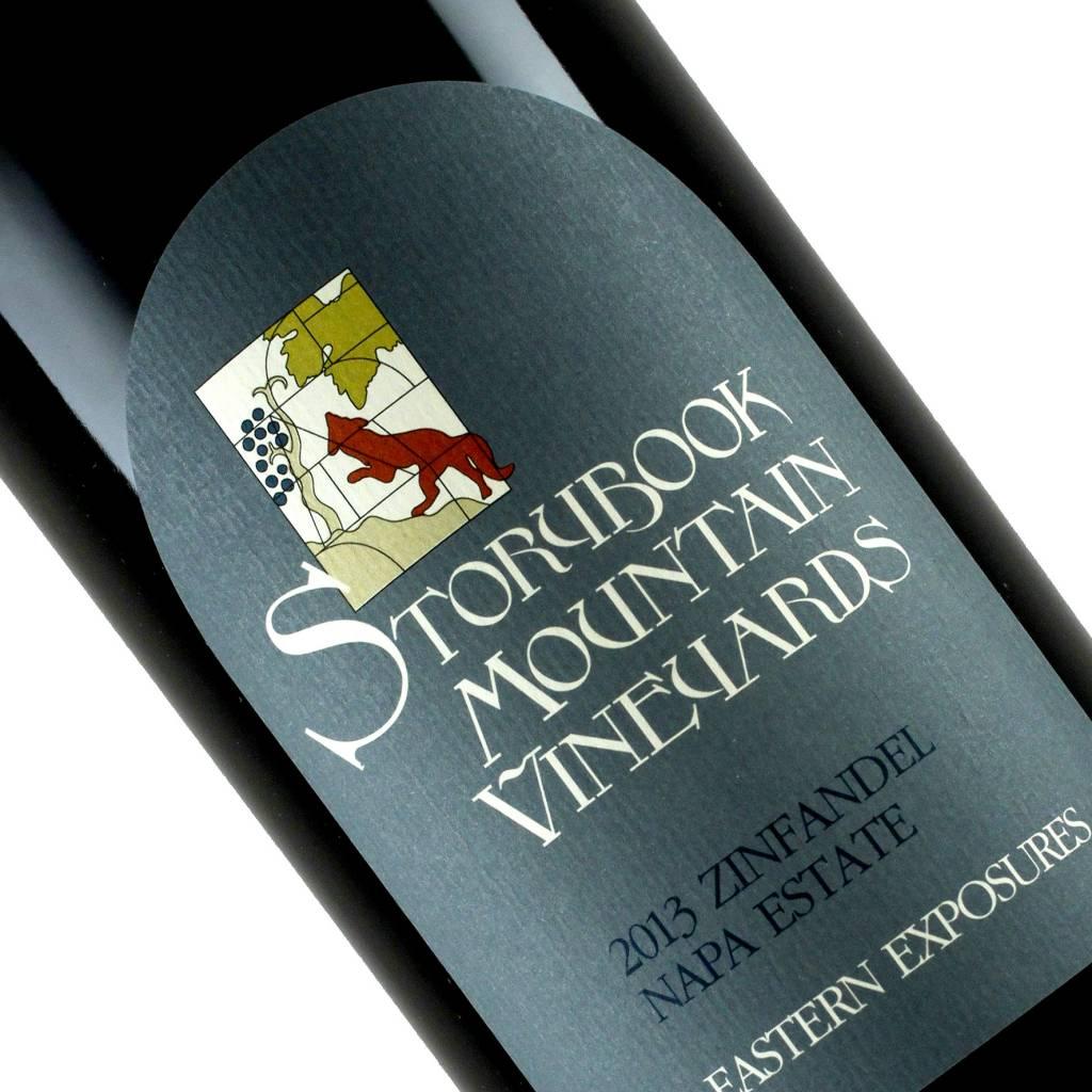 """Storybook Mountain Vineyards 2013 Zinfandel """"Eastern Exposures"""" Napa Valley"""