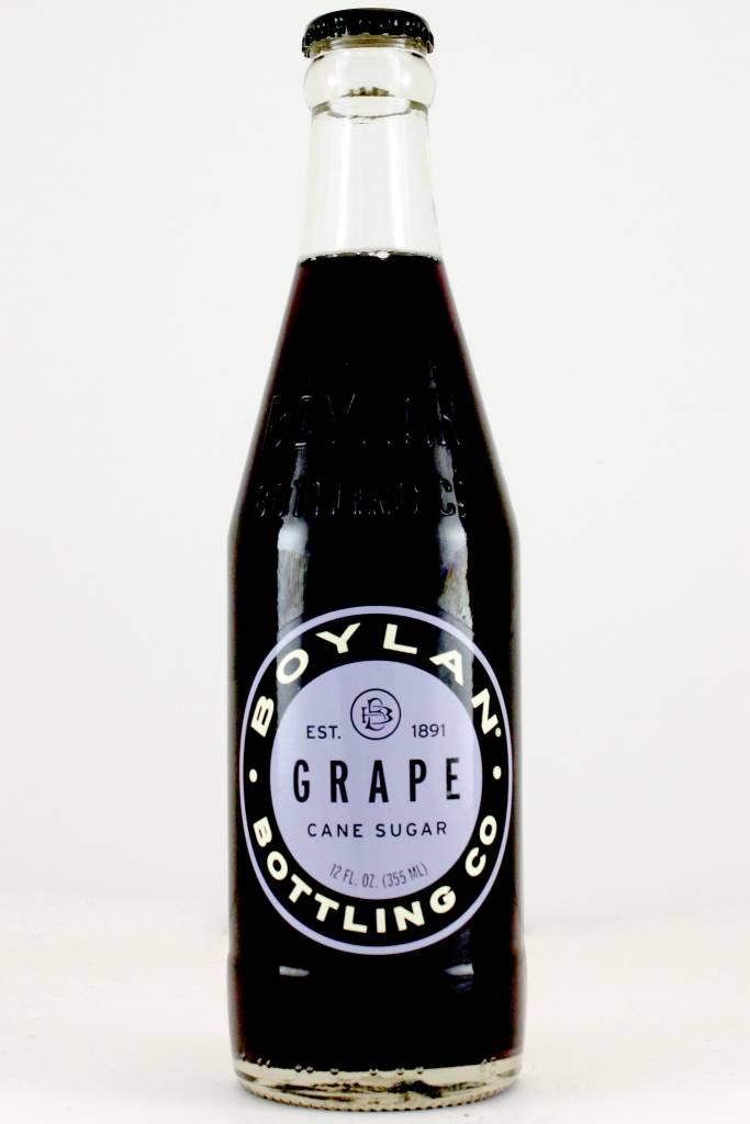 Boylan Grape Soda with Cane Sugar