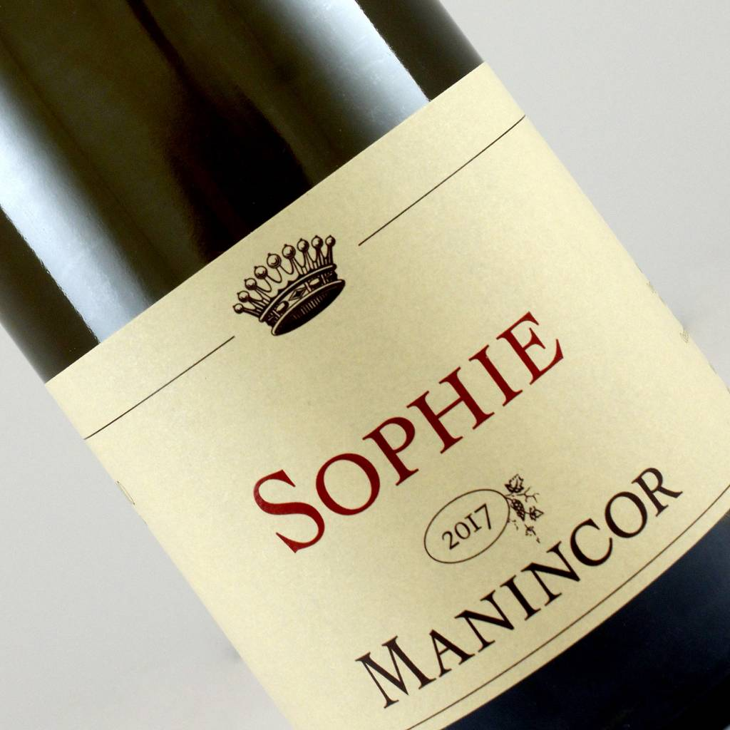 Manincor 2017 Chardonnay Sophie, Alto Adige Italy