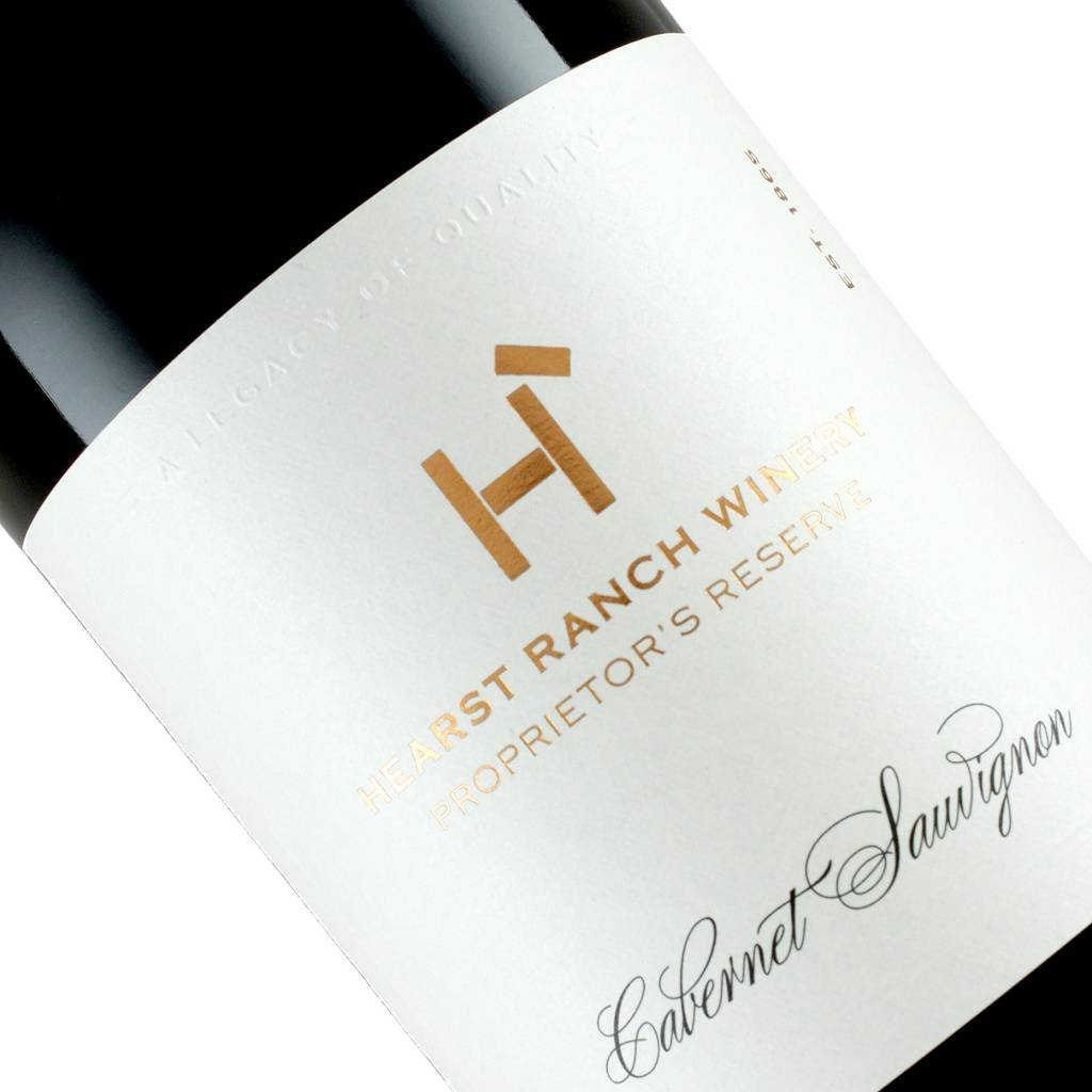 Hearst Ranch 2014 Cabernet Sauvingon Reserve