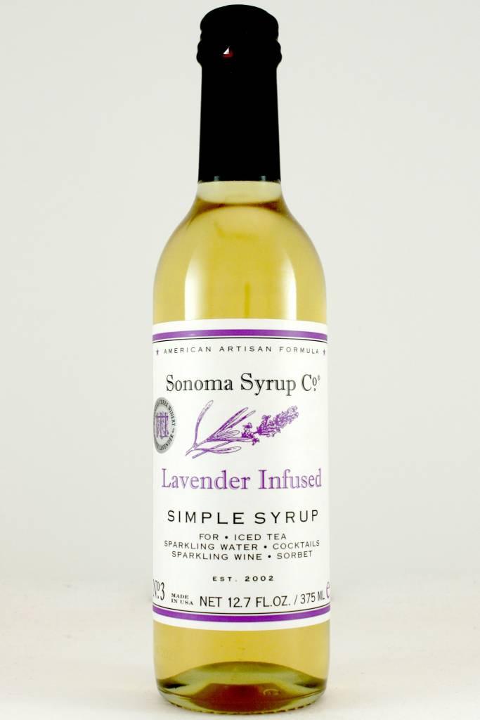 Sonoma Syrup Co. Lavender Syrup 12.7 oz