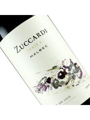"""Zuccardi 2018 """"Serie A"""" Malbec,  Mendoza Argentina"""