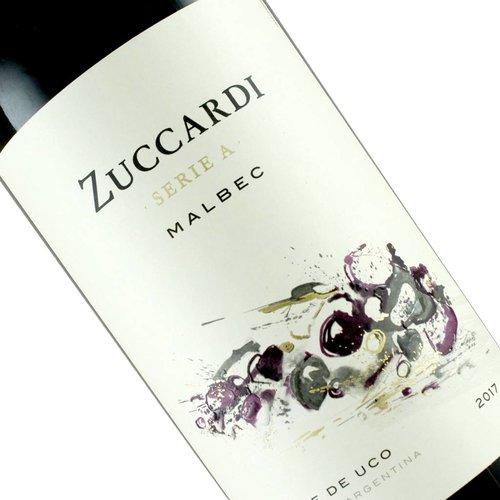 """Zuccardi 2019 """"Serie A"""" Malbec,  Mendoza Argentina"""