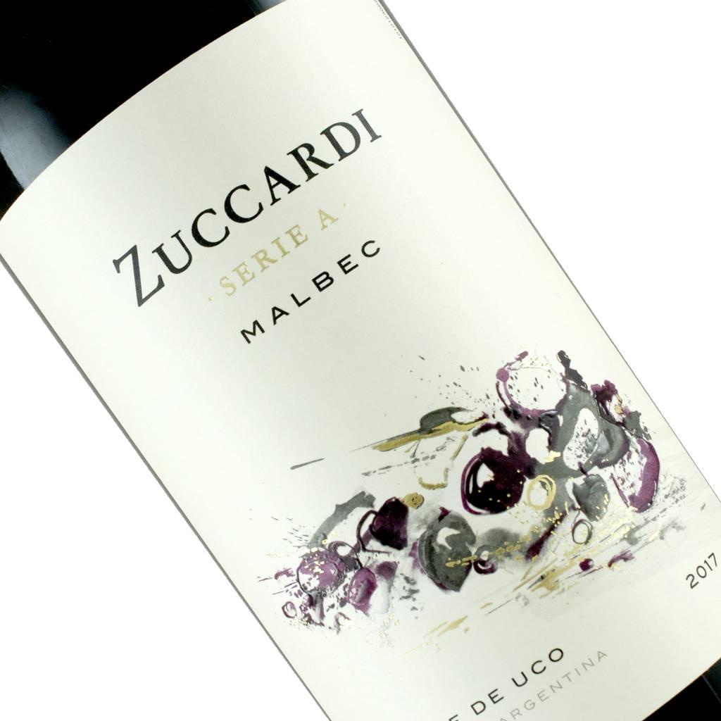 """Zuccardi 2017 """"Serie A"""" Malbec,  Mendoza Argentina"""