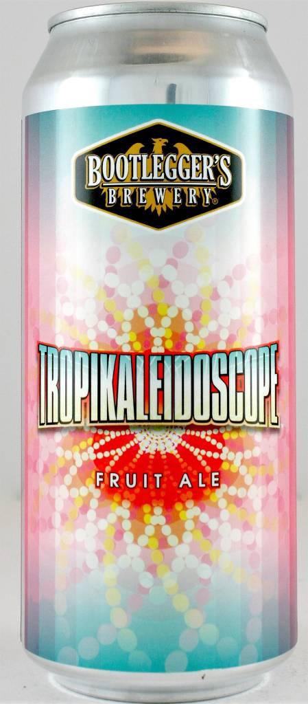 "Bootleggers Brewery ""Tropikaleidoscope"" Fruit Ale 16oz Can - Fullerton CA"
