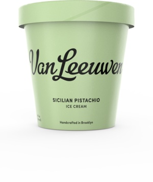 Van Leeuwen Sicilian Pistachio Ice Cream Pint, Brooklyn, N.Y.