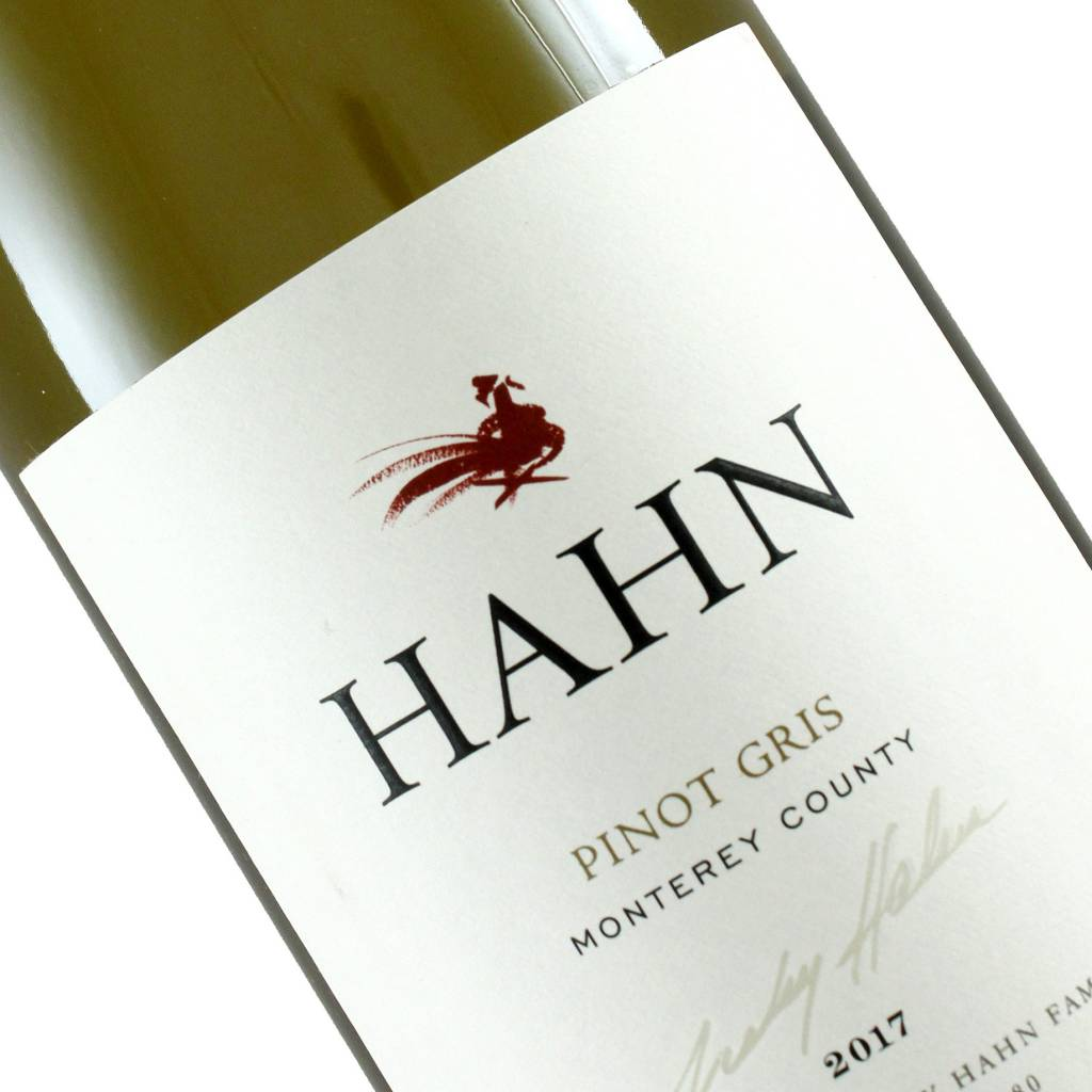 Hahn 2019 Pinot Gris, Monterey County