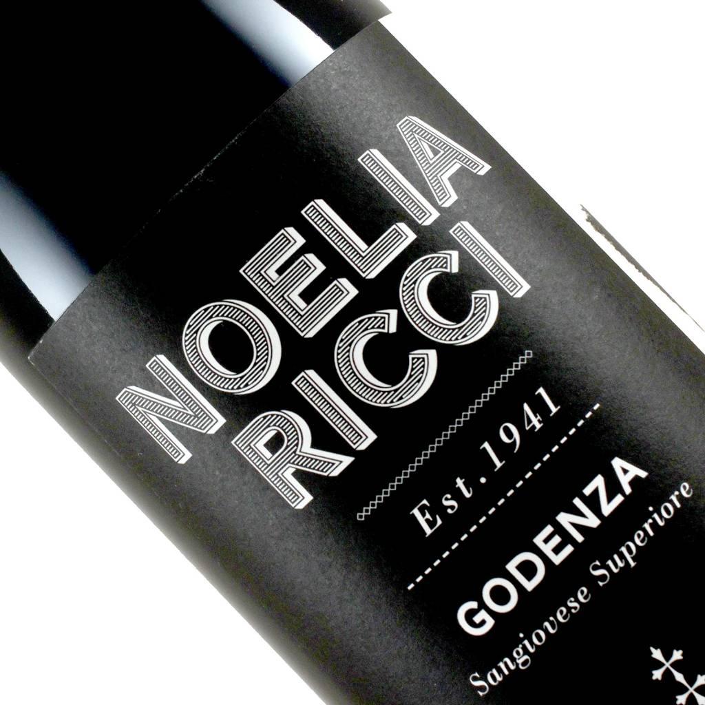 Noelia Ricci 2015 Sangiovese di Romagna Superiore Godenza, Emilia Romagna Italy