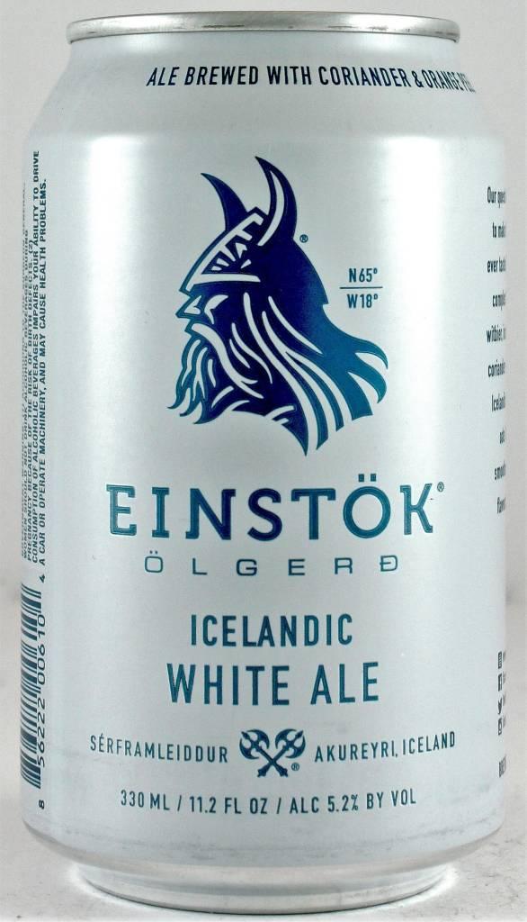 Einstok White Ale, Iceland