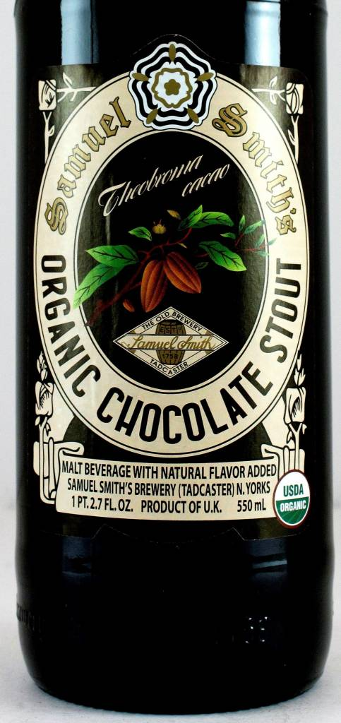 Samuel Smith Old Brewery Chocolate Stout, England