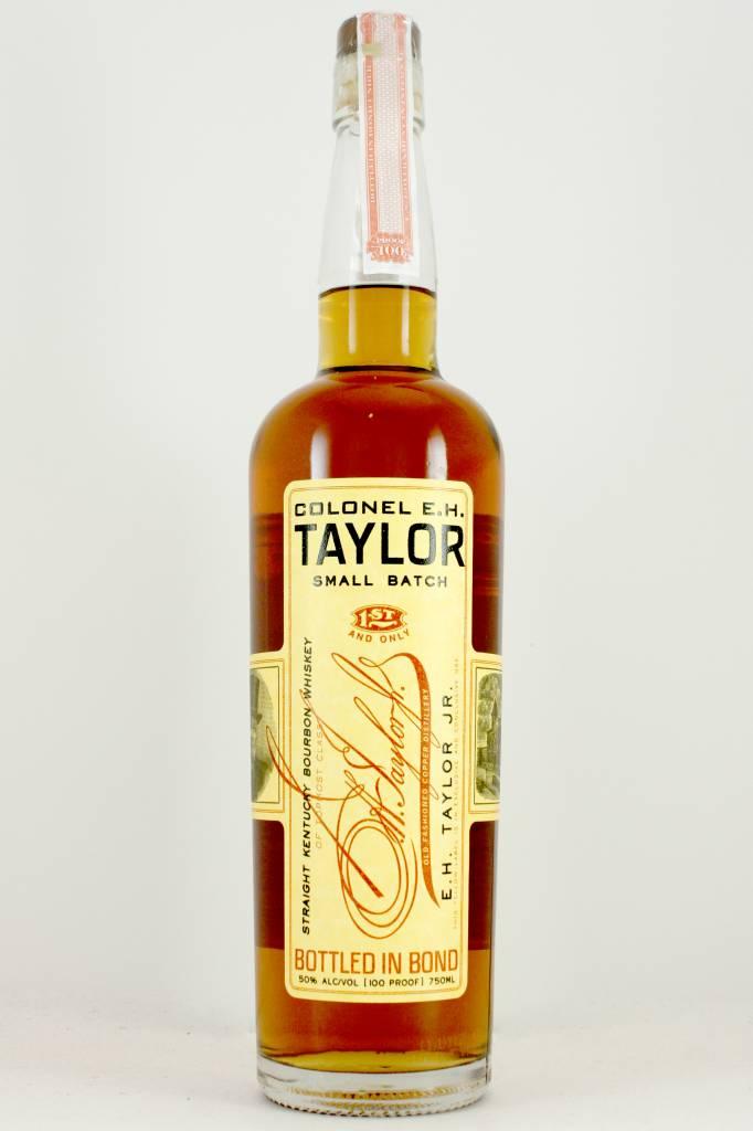 E.H. Taylor Small Batch Bourbon Whiskey, Kentucky