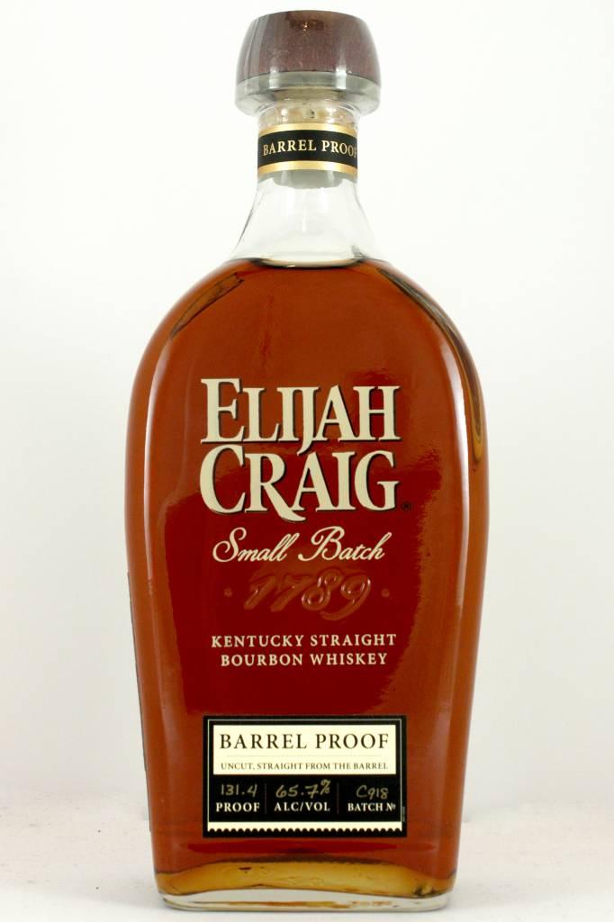 Elijah Craig Barrel Proof Bourbon Whiskey, Kentucky